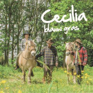 Cecilia - Blauw gras