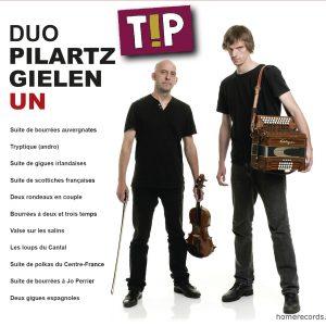 Duo Pilartz Gielen - Un