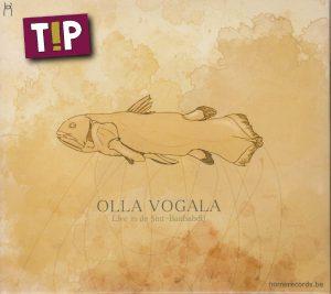 Olla Vogala - Live in de Sint-Baafsabdij