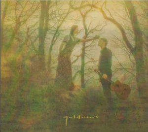 guldmus - Hvid Nat