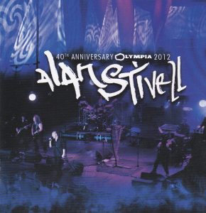 Allan Stivell - 40th Anniversary Olympia 2012
